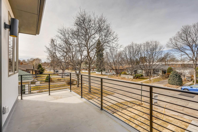1350 Ivy Street Denver CO-large-017-28-Master Bedroom Balcony-1500x999-72dpi